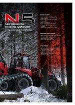 N5 6-WHEEL THINNING HARVESTER - 3