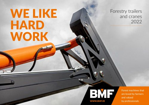 BMF Product Catalogue 2021