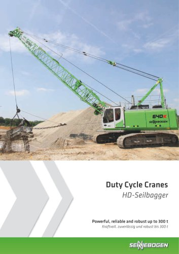 Duty Cycle Cranes