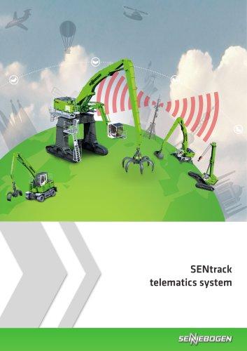 SENtrack telematics system