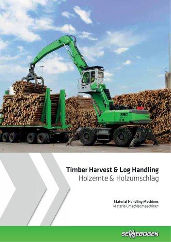 Timber Harvest & Log Handling