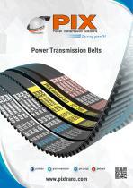 PIX Belt Catalogue