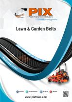 PIX-Lawn & Garden Belts