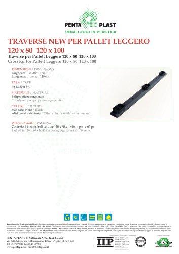 Crossbar for Pallett Leggero