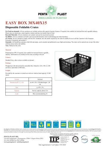 EASY BOX 30X40X15