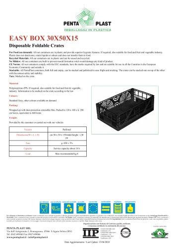 EASY BOX 30X50X15