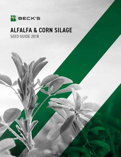 2018 Alfalfa Product Guide