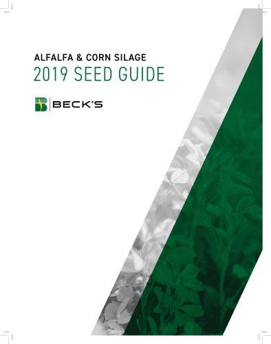 2019 Alfalfa-Silage Product Guide