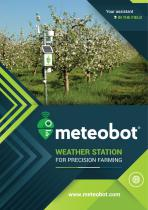 Meteobot weather stations