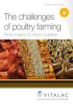 The challenges of poultry farming, from macro to micro-nutrition