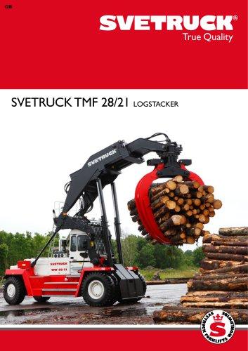 SVETRUCK TMF 28/21 LOGSTACKER