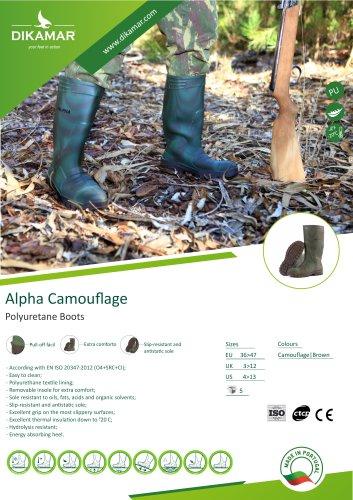 AlphaCamouflage