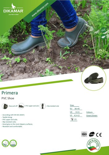 DK.FT.Primera Shoe