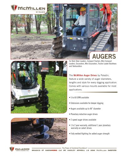 MC - SS - augers