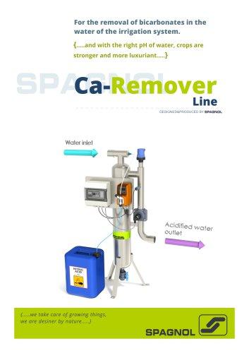 Ca-Remover Line