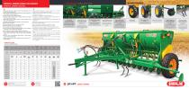 UNIVERSAL COMBINE SEED GRILL - 2