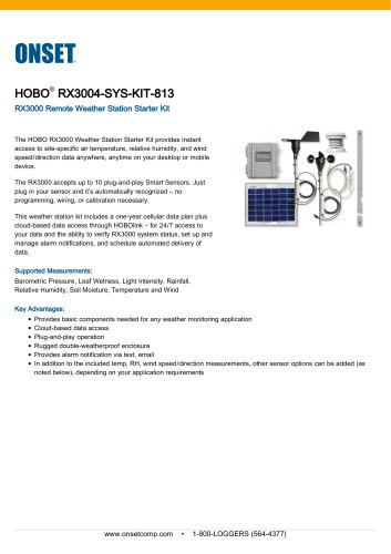 RX3004-SYS-KIT-813