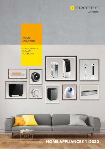 HOME APPLIANCES 1|2020