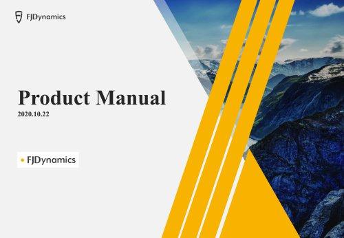FJ Dynamics Product Brochure