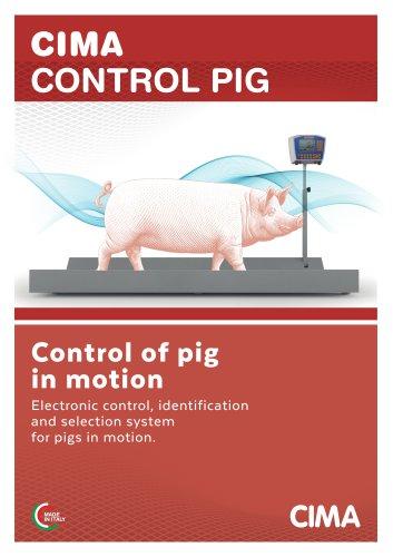 CIMA CONTROL PIG