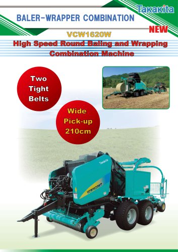 VCW1620W Catalog