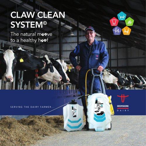 Claw Clean System