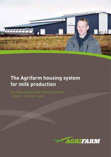 Agrifarm Concept Dairy Cows