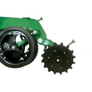 roda compactadora em
