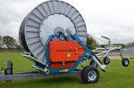carretel enrolador para irrigação