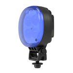 luz para veículo agrícola / de LED / vermelha / azul
