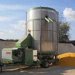 secador de grãos / móvel