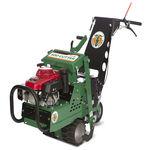 cortador de leivas de grama para operador a pé