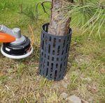 tubo protetor de planta para arboricultura / em tela