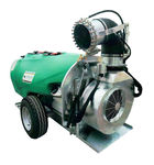 pulverizador de arrasto / para viticultura / para horta / para horticultura