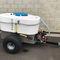 carrinho de distribuição de leite com misturadora / com bomba / de arrastoPyon Products Ltd