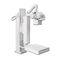 sistema de radiografia veterinária digitalECOVIEW 9ecoray